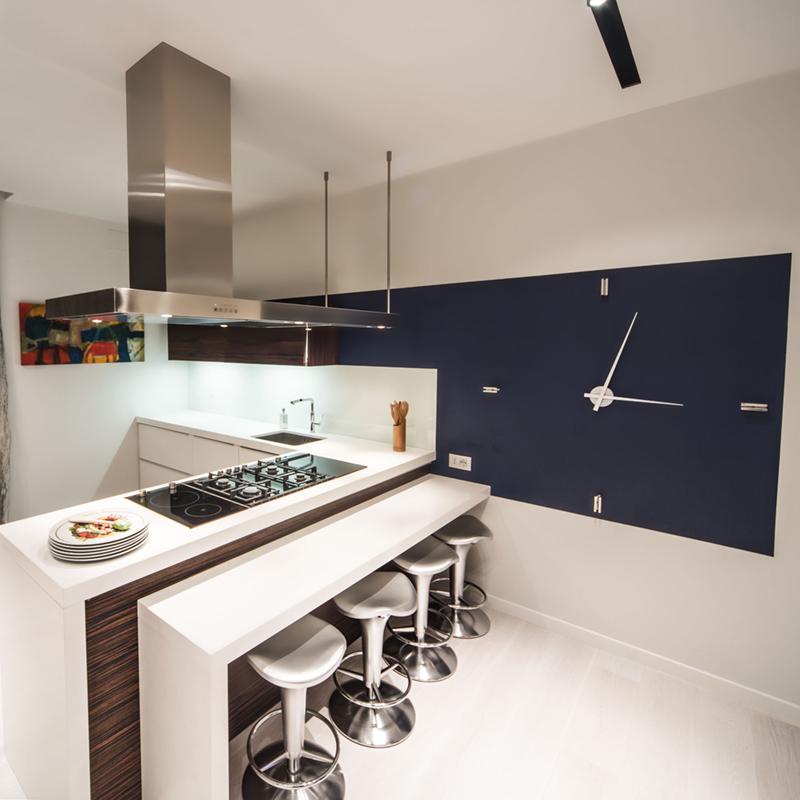 Una casa contemporanea fabrika home solutions macerata for Casa contemporanea arredamento